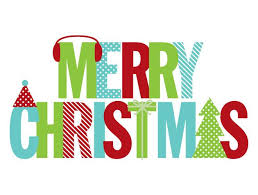 Merry Christmas Modern   modern merry christmas wall decal weedecor