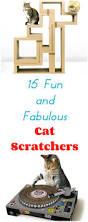 Cat Lounge Scratcher 15 Best Cat Scratching Posts From Fun To Fabulous Petslady Com
