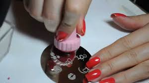 What Side Does A Stamp Go On Nail Stamping Tutorial Youtube