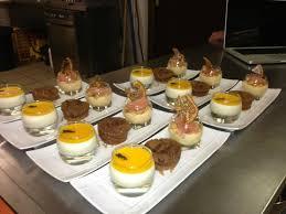 garde manger cuisine trilogie de dessert picture of le garde manger taninges tripadvisor