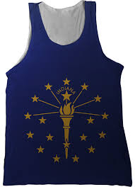 Indiana Flag Images Indiana State Flag Tank Top Nation Tanks