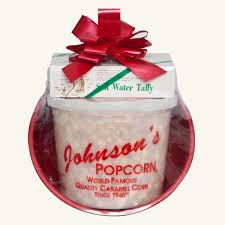 popcorn gift baskets gourmet popcorn gift baskets johnson s popcorn city nj