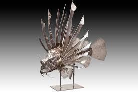 metal lion sculpture metal sculptures portfolio pascal metalwood