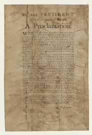 file george washington s thanksgiving proclamation 1795 png