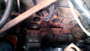 1997 ford f150 exhaust system 1997 f150 exhaust manifold change