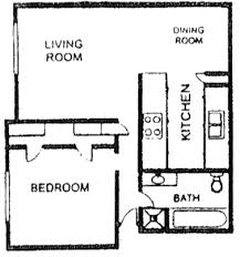 Parkview Floor Plan Parkview Apartments For Rent In Midwest City Apartment Locator