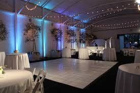 white floor rental stage lights and sound rentals production services floor