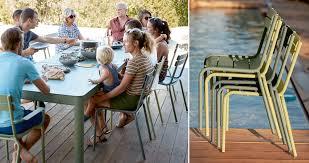 design gartenst hle beautiful salon de jardin aluminium fermob contemporary amazing