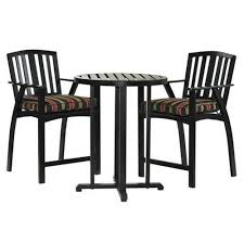 Balcony Bistro Set Patio Furniture Similar To A Bistro Set Now On Our Deck Just A Small Garden