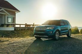 Easy Bill Of Sale For Car by 2017 Ford Explorer Suv 1 Suv For 25 Years Ford Com