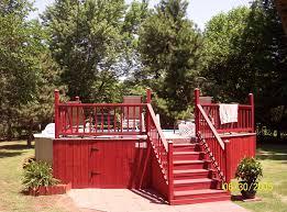build a small home how to build a small deck platform home u0026 gardens geek