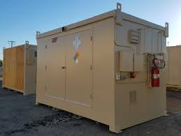 modular steel buildings chem stor