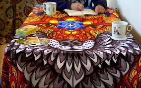 Trippy Comforters Third Eye Tapestries