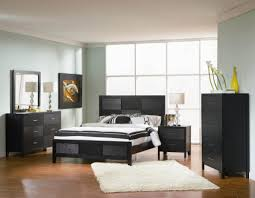 Headboard With Mirror by Bedroom Interesting Sea Blue Bedroom Alongside Stylish Black