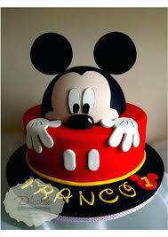 mickey mouse birthday ideas baby mickey mouse cake decorating kit birthday ideas cakes