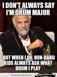 Drum Major Meme - 32 best drum major images on pinterest drum major band c