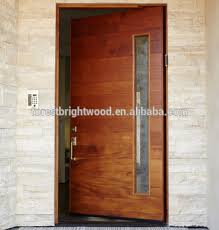 Exterior Front Entry Doors American Modern Villa Exterior Front Entrance Doors With Glass