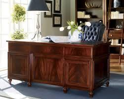 Classic Office Desk Soliloque Pedestal Desk Furniture Home Design Ideas
