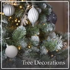 christmas decorations wreaths garlands u0026 tree decor the range