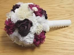 how to make a wedding bouquet how to make a bridal bouquet with artificial flowers 8 steps