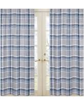 Blue And Grey Curtains Amazing Deals On Sweet Jojo Designs Curtains U0026 Drapes