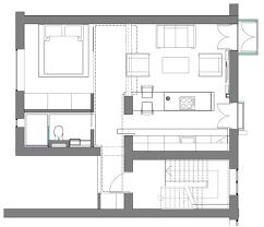 Open Floor Plan Studio Apartment Home Design Efficiency Apartment Floor Plan Ideas Studio Plans