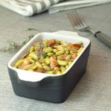 cuisiner des flageolets secs flageolets mijotés au lard toutes les bonnes recettes bonduelle