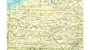 map of pa pa counties call on state government to better support local