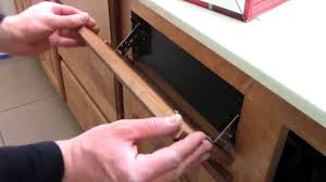 How To Install Kitchen  Bathroom Sink Flip Out Drawers REVA - Kitchen sink drawer