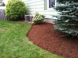 bark mulch for a beautiful yard in nh spring landscaping services
