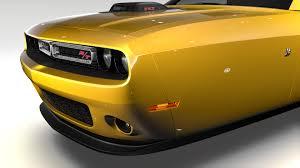 Dodge Challenger 392 - dodge challenger 392 shaker lc 2016 flying by creator 3d 3docean