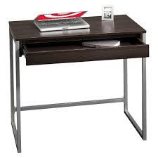 Desks For Small Spaces Target Basic Desk Espresso Room Essentials Target