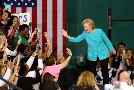 Hillary Clinton Hometown by Hillary Clinton At Palm Beach State Every Vote Counts Post On
