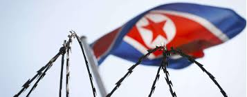 Flags Of Nations North Korea Blames Us For Tensions In Rare United Nations Talks