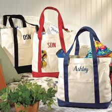 personalized canvas tote bag walmart