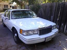 lincoln town car questions my 1991 lincoln town car air bag