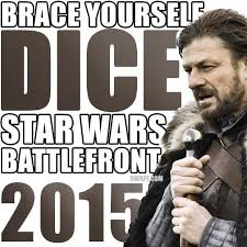 Brace Yourself Memes - 23 best battlefront memes images on pinterest star wars