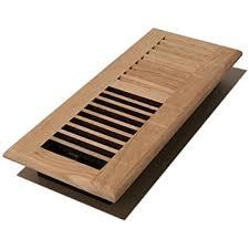 amazon com decor grates wl410 u 4 inch by 10 inch wood louver