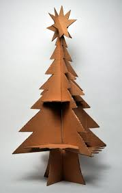 cardboard christmas tree hutch studio a cardboard christmas 1 alternative christmas