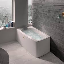 jacuzzi the essentials left handed compact offset corner whirlpool