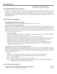 Customer Service Resume Objective Examples Doc 638825 Resume Objective For Customer Service U2013 25 Best Ideas