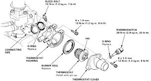 honda accord radiator fluid 1991 honda accord that is overheating and dumping radiator fluid