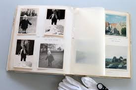 family photo album the optically unknown looking into family albums with a photo
