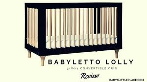 Babyletto Hudson Convertible Crib Babyletto Lolly Crib Review 3 In 1 Convertible Crib With Toddler