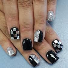 best 25 nascar nails ideas on pinterest racing nails checkered