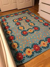 the pioneer woman daisy chain rug walmart com