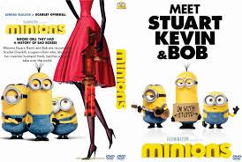 minions dvd cover 2015 r0 custom art