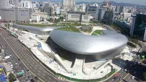 samsung c u0026t 5 years for construction of ddp dongdaemun design