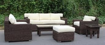 Discount Wicker Patio Furniture Sets Big Sur Weave 6 Outdoor Wicker Patio Furniture