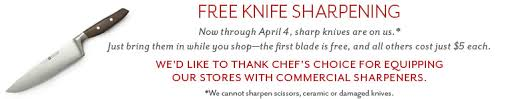 sur la table knife sharpening free knife sharpening cart every now and then a man would ring his
